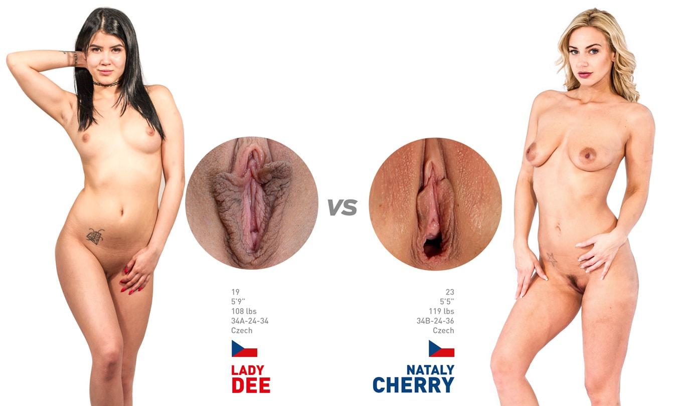 Karol lilien vs nataly cherry competitive trib fight 1